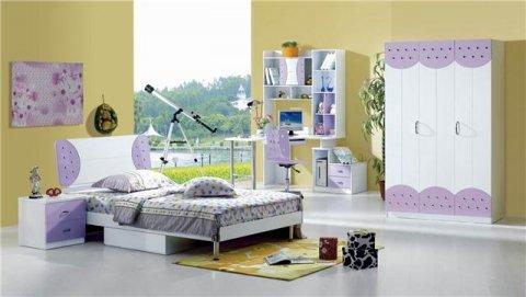 اشيك غرف نوم الاطفال بالتقسيط