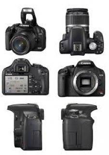 كاميرا كانون 500D للبيع