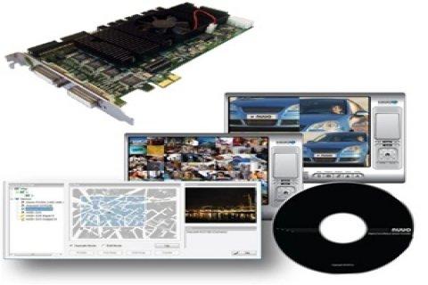 اجهزة التسجيل لصوت والصورة بضمان مدة عام بمصر