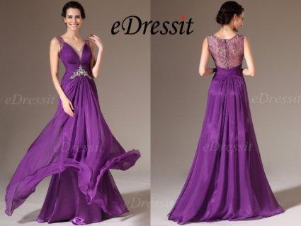 فستان دانتيل الخرز الجديدeDressit