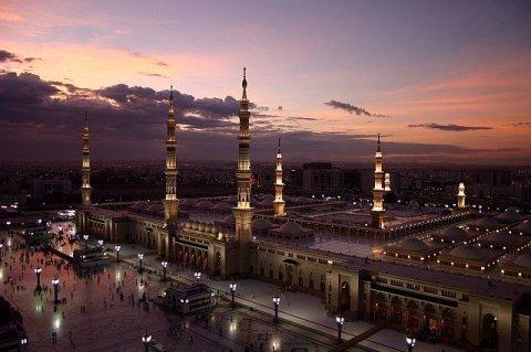 عمرة المولد النبوى الأقتصادية ( 15يــــوم ) طيران سعودى