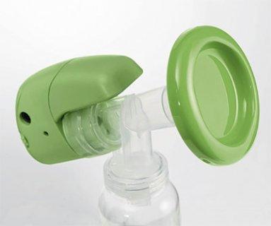 جهاز شفط حليب الثدي   • يعمل بالبطارية والكهرباء  • يمكن حملة خا
