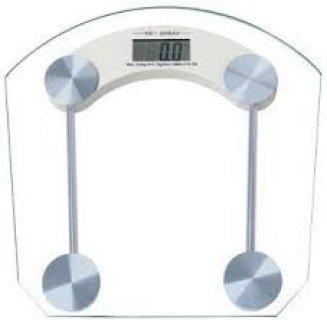 ميزان قياس الوزن ديجيتال حتى 180 كيلو جرام  بـ 130 ج بدون مصاريف