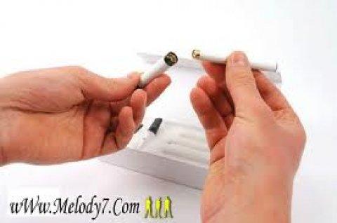 السيجارة الالكترونية عن التدخين