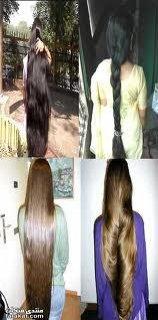 زيت جدايل لنمو وتكثيف الشعر