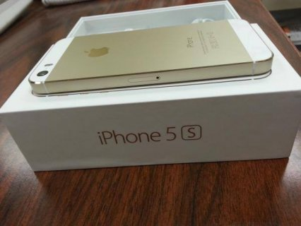 Newly Released Brand New Apple iPhone 5S Factory Unlocked