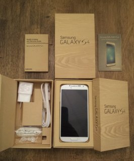 Brand New Original Samsung Galaxy S4 Factory Unlocked