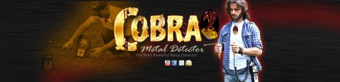 كشف الذهب بأقوى الأجهزة الاستشعارية - COBRA LRL