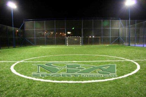 ملعب كرة قدم خماسى معتمده