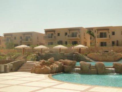 شاليه مساحة 93م للبيع بقرية مصر سينين السخنة