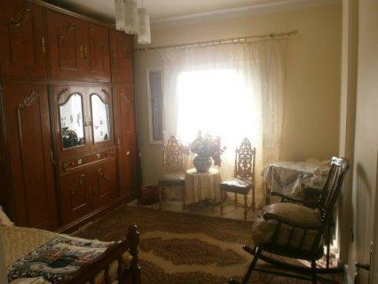 شقة 120م مفروشة للإيجار متفرعة من شارع الطيران مدينة نصر