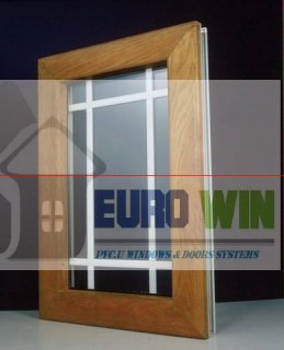 eurowin for UPVC window and doors systems
