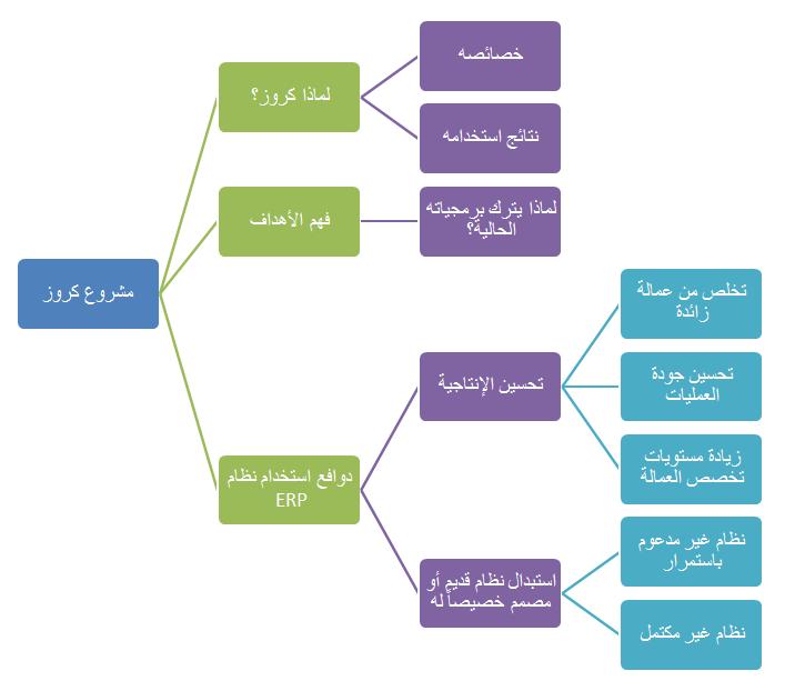 اهداف ومزايا الاستشارات وانواعها من CruzeERP