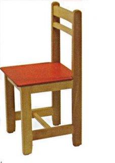 كرسى حضانة kg1 و KG2 d خشب زان ابيض