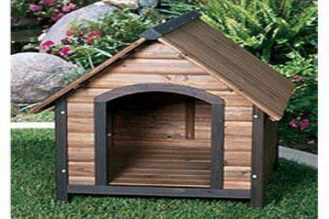 افضل العروض لبيوت الكلاب الخشب