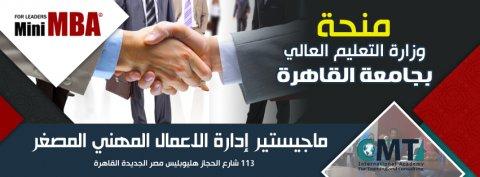 ماجستير ادارة الأعمال المصغر Mini MBA