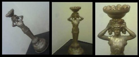 لهواة الآثار النادره للبيع تمثال آنيا