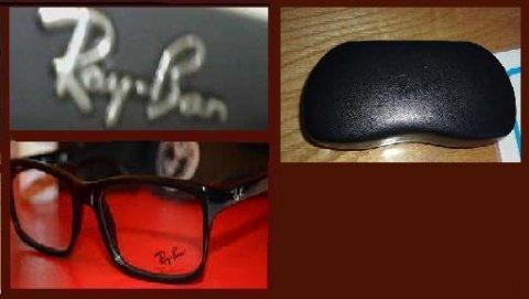 للبيع نظاره ريبان أمريكى  جديده بالجراب