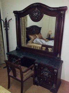 غرفة نوم جديدة و ممتازة