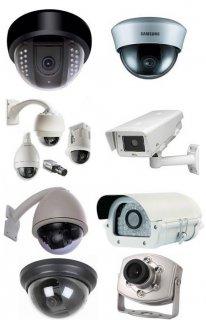 كاميرات مراقبة ليلية