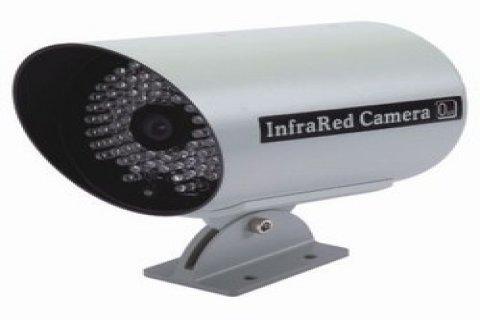 كاميرات مراقبة مصفحة