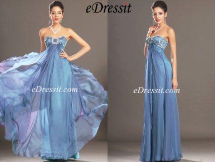 فستان السهرة المثير الجديد