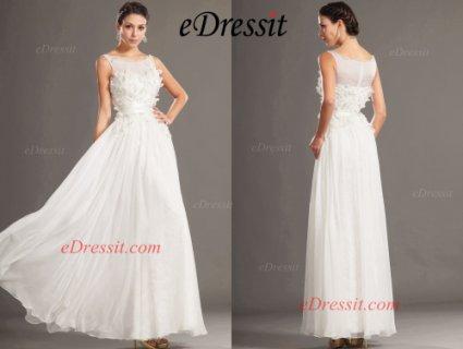 eDressit فستان الزفاف الأنيق