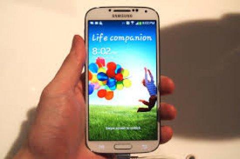 لفترة محدودة من فورسيزون للاستيراد Samsung Galaxy S4  I9500