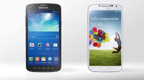 مفاجأة السنة الجديدة Samsung I9500 Galaxy S4 - Full copy