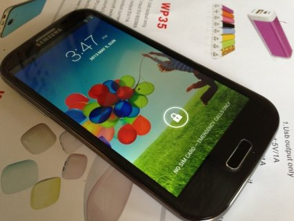 اوفر فورسيزون الجديد Samsung I9500 Galaxy S4 باقل سعر وضمان سنة