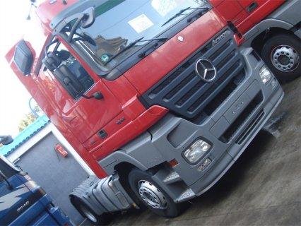 عرض شاحنات مرسيدس اكتروس 2008 وارد المانيا