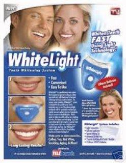 جهاز تبيض الاسنان الفوري في خلال 10 دقائق
