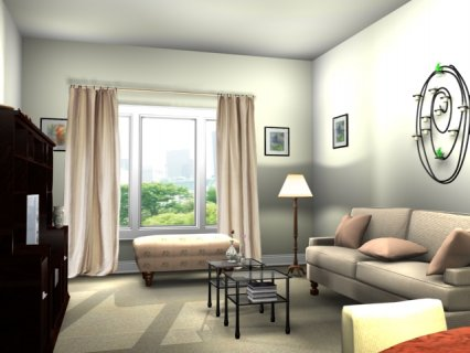 شقة 3 غرف ورسيبشن 3 قطع بالتجمع بمكان مميز بالتقسيط المريح