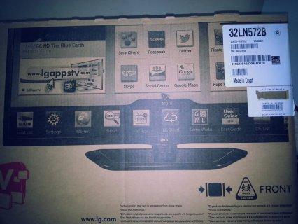 شاشة 32 بوصة Lg Led Smart Tv يعني تلفزيون وكمبيوتر من غير CPU