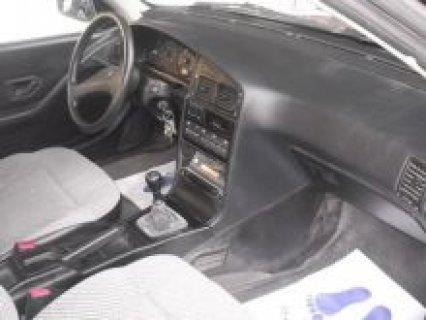 سيارة بيجو 405 لون فضي موديل 2007 للبيع