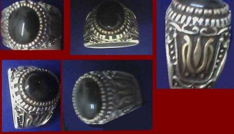 للبيع خاتم يهودى  قديم خاص بسحرة الكابالا