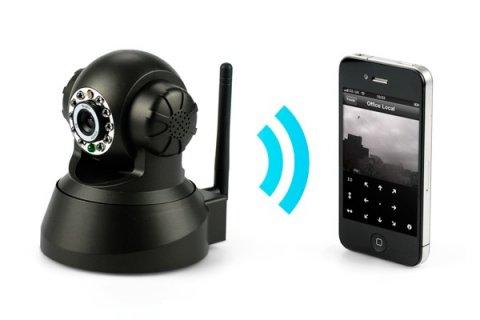 أفضل  كاميرات مراقبة شبكية  IP Camera