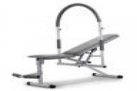 اقوى اجهزه البطن - اب كينج برو- لتقوية وشد عضلات البطن