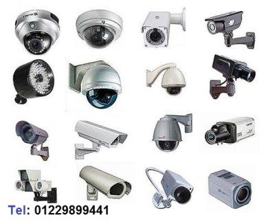 كاميرات المراقبة (IP Camera)