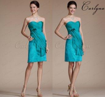 فستان الحفلة الأزرق للبيع Carlyna