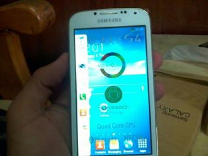 فورسيزون تقدم عرض 2014 Galaxy S4 first high copy I9500 باقل سعر