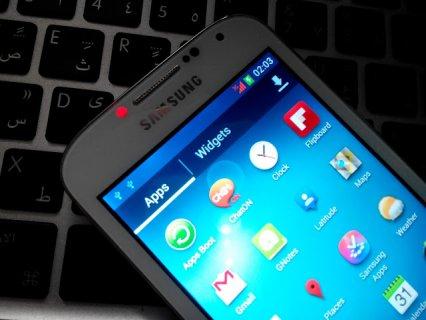 بأسعار منافسة Galaxy S4 first high copy هاي كوبي باعلى درجه
