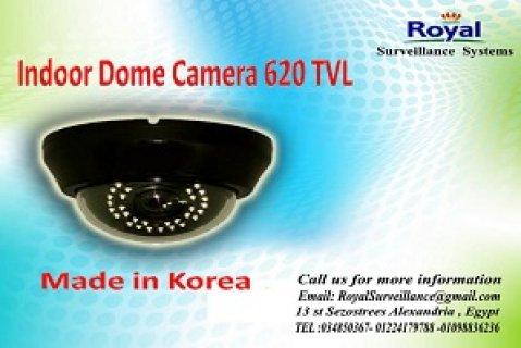 كاميرات مراقبة داخلية بجودة رائعة 620TVL