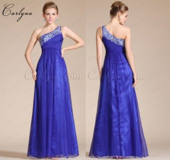 فستان السهرة الجديد أو لوصيفات الشرفCarlyna