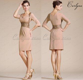 فستان لأم العروسCarlyna2014
