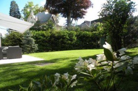 توين هاوس بحديقه خاصه للبيع بالتقسيط بكمبوند بالتجمع الخامس