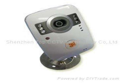 كاميرات مراقبة ( IP )