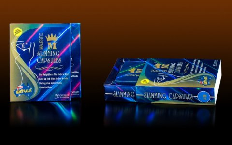 majestic slimming capsules ماجيستيك الجديد للتخسيس 0020128336029