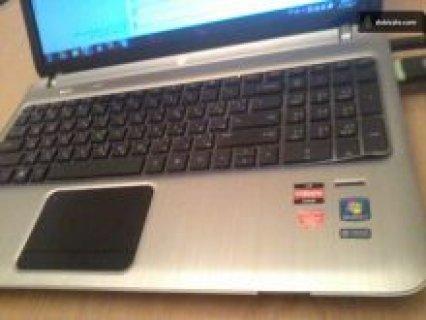 لاب توب HP بافيليون DV6-6c01se ويندوز 7