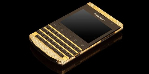 Selling Blackberry Porsche Design P\'9981 (BBM Chat: 27F0B9BE)